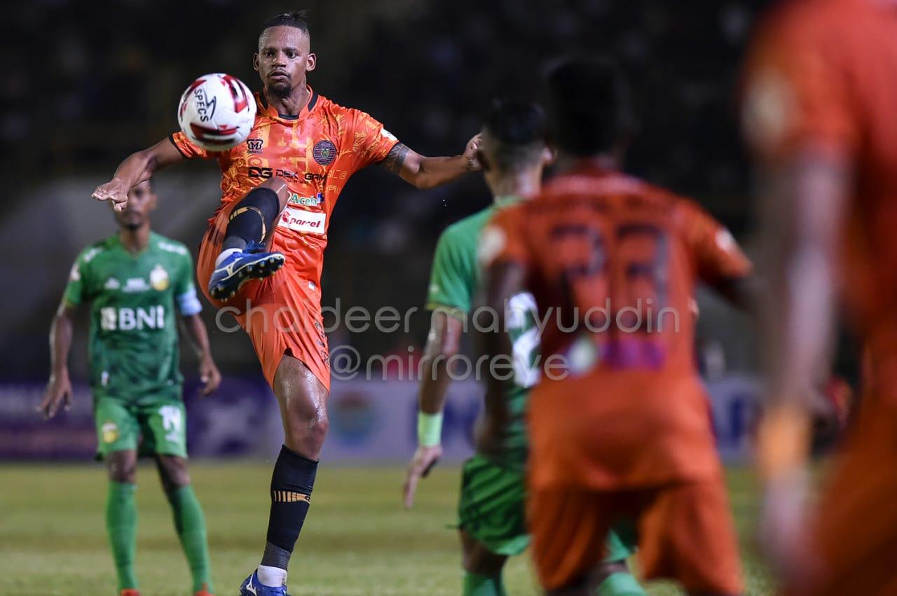 Laga Persiraja vs Bhayangkara FC di Pekan Pertama Liga 1 2020 berakhir dengan skor 0-0